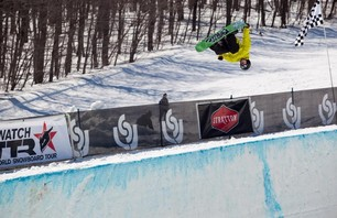 US Open of Snowboarding Halfpipe Qualifiers Photo 0003