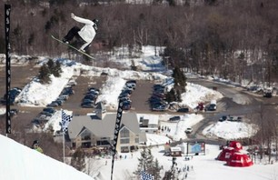 US Open of Snowboarding Halfpipe Qualifiers Photo 0005
