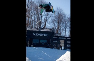 US Open of Snowboarding Halfpipe Qualifiers Photo 0007