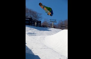 US Open of Snowboarding Halfpipe Qualifiers Photo 0009