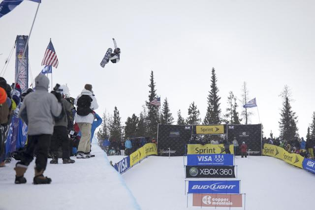 US Snowboarding Grand Prix Finals Gallery