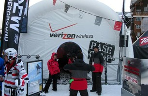 Dew Tour Breck Verizon