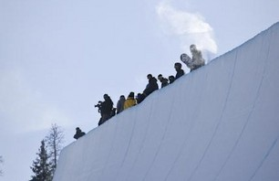 US Snowboarding Grand Prix Men\'s Qualifier Gallery Photo 0001
