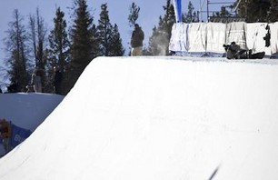 US Snowboarding Grand Prix Men\'s Qualifier Gallery Photo 0007