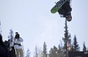 US Snowboarding Grand Prix Men\'s Qualifier Gallery Photo 0008