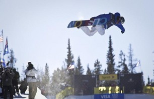 US Snowboarding Grand Prix Men\'s Qualifier Gallery Photo 0010