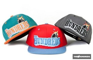 The Hundreds Fall \'11 Snapbacks