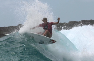 2010 Roxy Pro Final Highlights