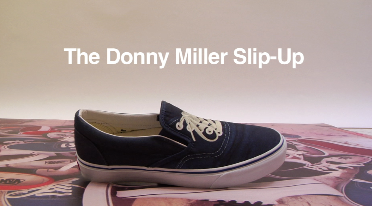 Donny Miller for Vault by Vans