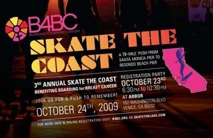 B4BC Presents 3rd Annual \'Skate the Coast\' Event