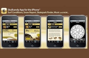 SKULLCANDY LAUNCHES THE ULTIMATE iPHONE APPLICATION