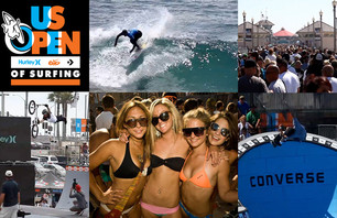 2010 US Open of Surfing Highlights