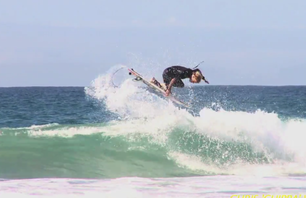 Kustom Airstrike: Chippa Wilson Pulls a Big Spin
