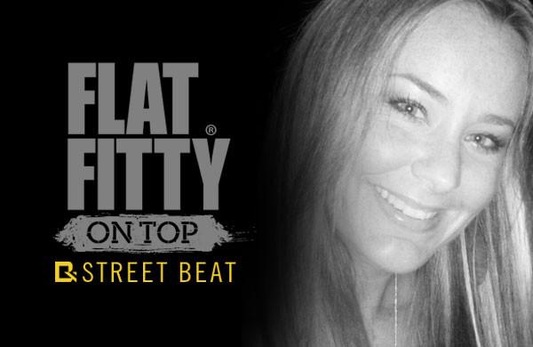 98 7 The Beat. Street Beat: Flat Fitty