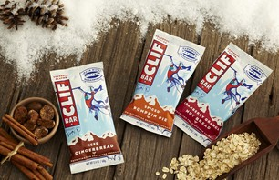 CLIF BAR Seasonal Flavors Are Back & In A Giving Mood