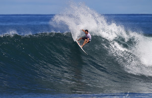 Joel Parkinson Claims Reef Hawaiian Pro, Takes Lead of Vans Triple Crown of Surfing