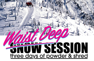 Spy Optic Wants to Take You Waist Deep in Pow