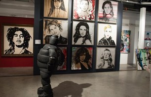 Mr. Brainwash Presents ICONS Show Photo 0010