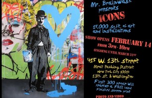 ICONS Show Flyer