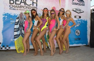 Echo Beach Girls