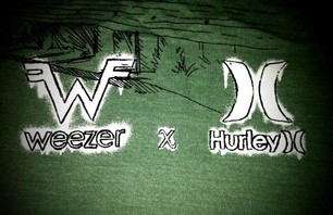 First Look: Weezer x Hurley Line