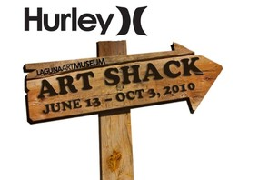"Hurley Presents ""Art Shack"" at the Laguna Art Museum Photo 0001"
