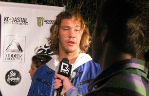BNQT checks in with Jordy Smith at premiere of Modern Collective