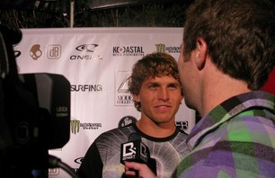 BNQT checks in with Yadin Nicol at premiere of Modern Collective