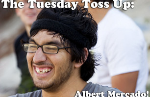 The Tuesday Toss Up: Albert Mercado