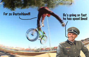 Bangin\' Sunday edit! All Heil Ze German!