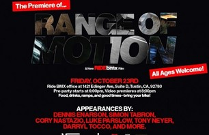 Range of Boredom Trailer and Premier Party...