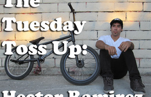 The Tuesday Toss Up: Hector Ramirez