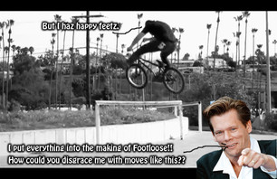 Kyle Hart Getting Footloose For Subrosa
