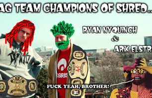 Osiris Tag Team Champions Of Shred