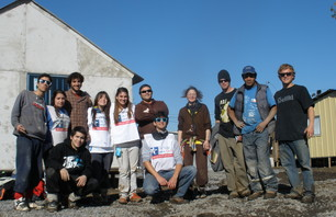 Volunteer Work in Chile Begins