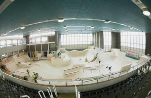 NIKE - THE POOL / BMX PROJECT
