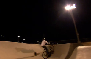 Vegas Skate Park Night Session