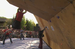 World Cup Bouldering Intro