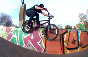 STIJN STAAL VANS BMX VIDEO