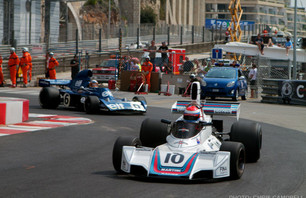 GOLDEN ERA OF F1 RETURNS TO MONACO FOR HISTORIQUE