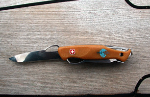Explorer-Made Swiss Army Knife