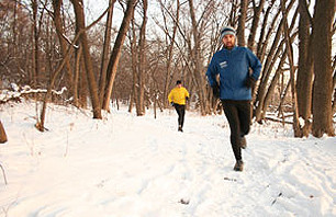 Winter Running: Unorthodox Advice