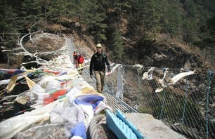 Trek to Namche Bazaar