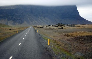 Iceland\'s Open Road