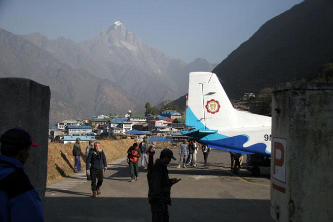 Redux: Mount Everest Trek
