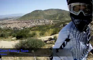 Giant MTB Factory Off-Road Duncan Riffle HD POV Cam