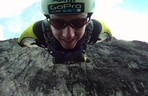 World Base Race Wingsuit by Go Pro