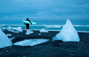 Surfing Iceland is as Cold as It Looks!!