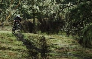Watch as Graham Agassiz Rips Apart The Trails on the Carbon Operator