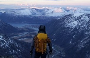 Come Along and Explore the Norwegian Mountains with Sigurd, Ems, Gaute and Ole Marius